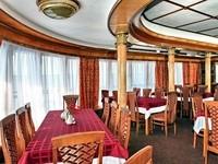Ресторан на верхней палубе