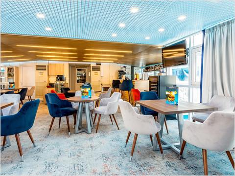 Зона для игр с детьми мастер-салоне