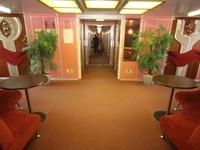 Холл на шлюпочной палубе