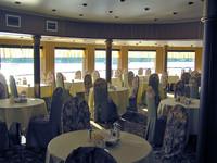 Ресторан на шлюпочной палубе