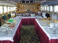 Ресторан-бар на шлюпочной палубе