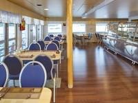 Ресторан-бар Аврора на шлюпочной палубе