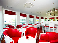 Панорама бар на шлюпочной палубе.
