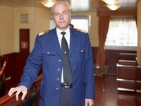 Капитан: Нозренков Владимир Константинович