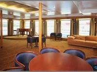Читальный салон на шлюпочной палубе