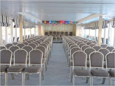 Конференц-зал теплохода «Александр Радищев» (фото 44 из 47)