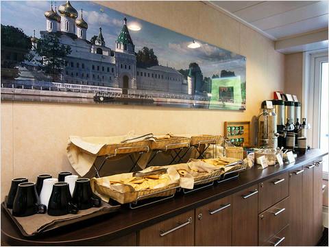 Кофе-стейшн теплохода «Мстислав Ростропович» (фото 22 из 35)