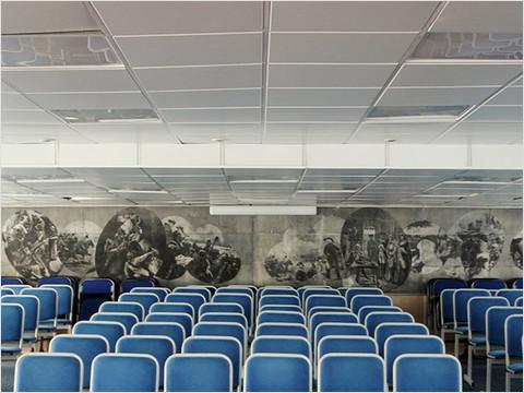 Конференц-зал теплохода «Александр Суворов»