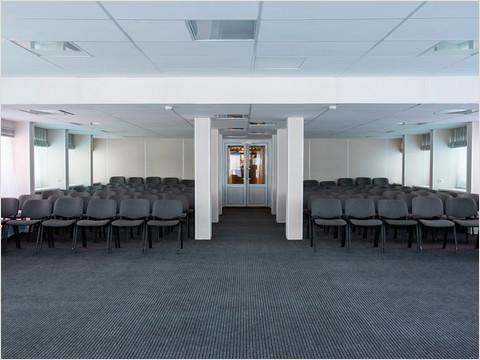 Конференц-зал теплохода «Георгий Жуков»